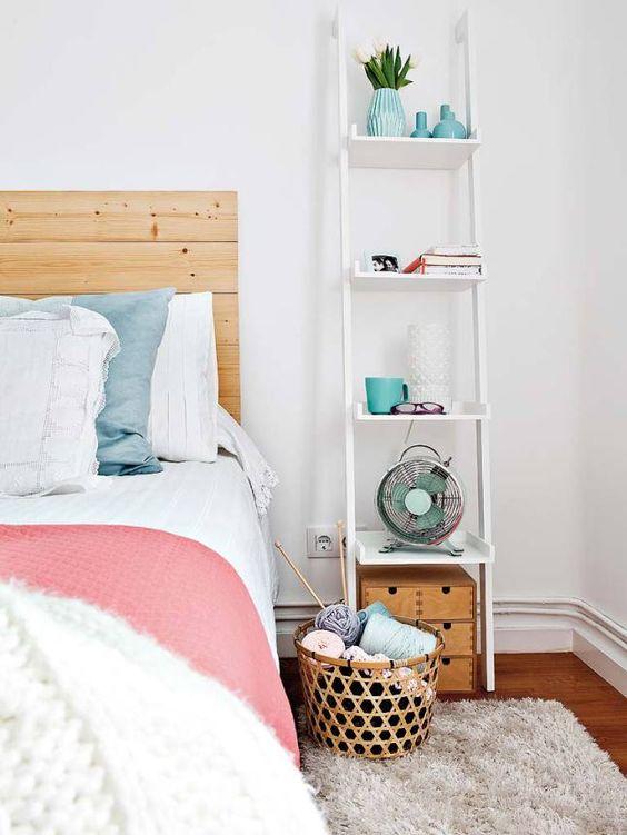 deco chambre idee printemps couleur lumiere