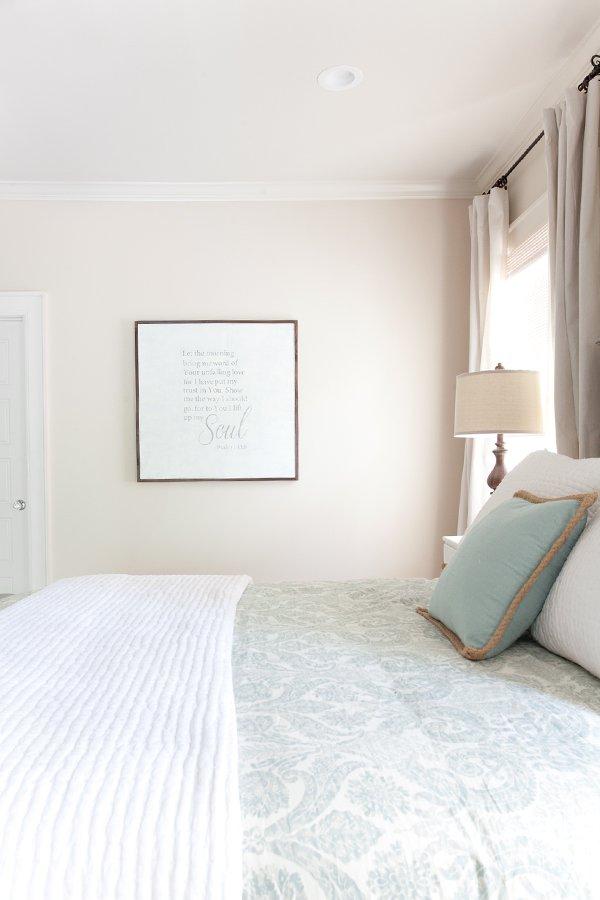 Inspiration un air de printemps dans la chambre cocon for Inspiration couleur chambre
