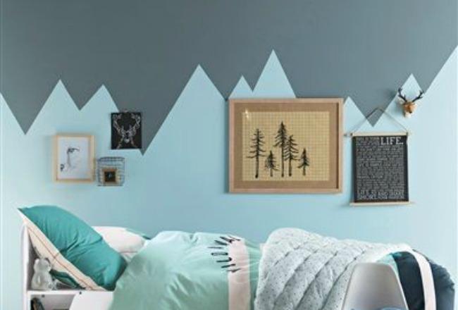 Decoration murale chambre enfant design d 39 int rieur et - Deco murale chambre ...