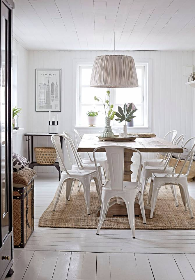 10 idee bien etre maison salle a manger