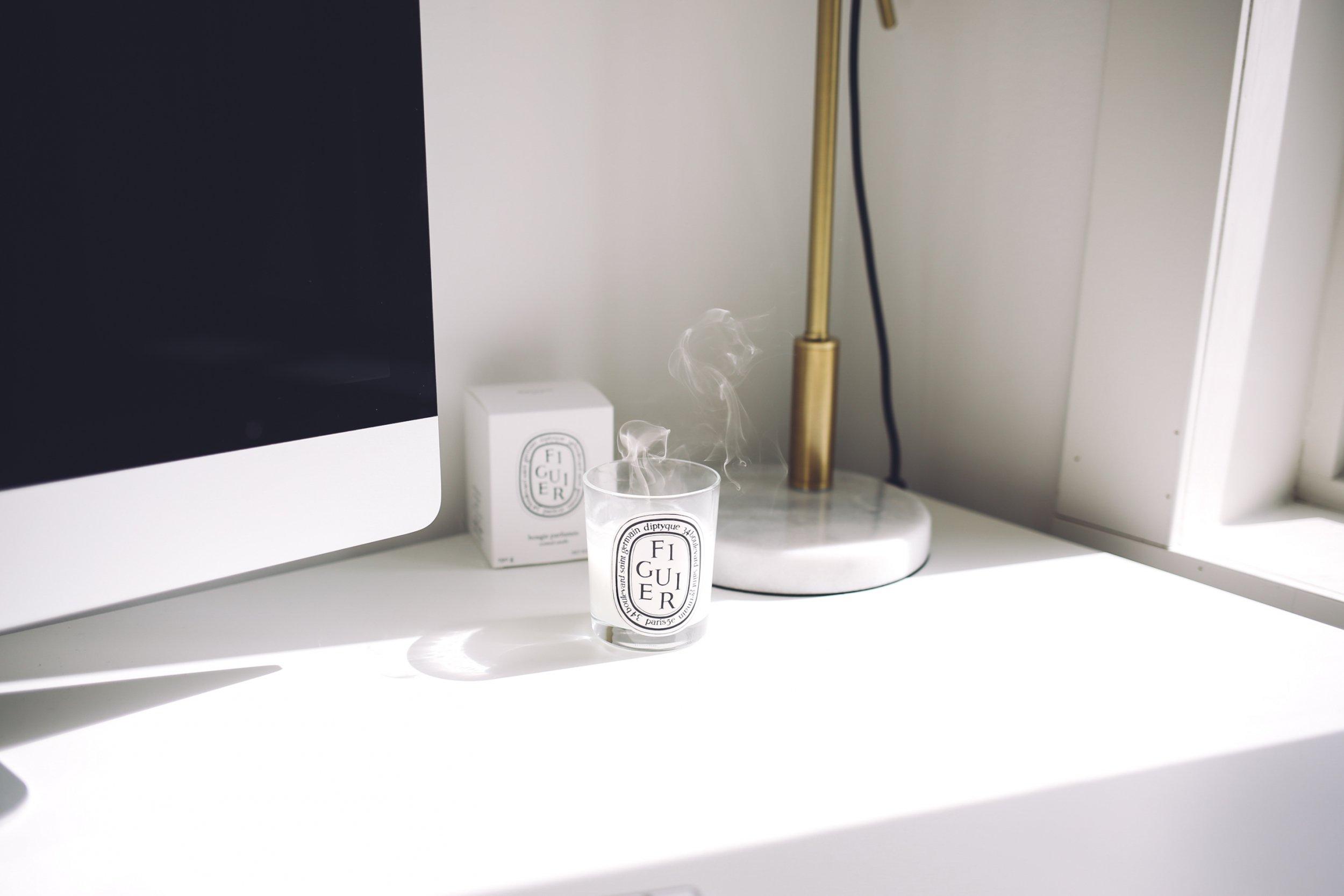 10 idees bien etre maison bougies