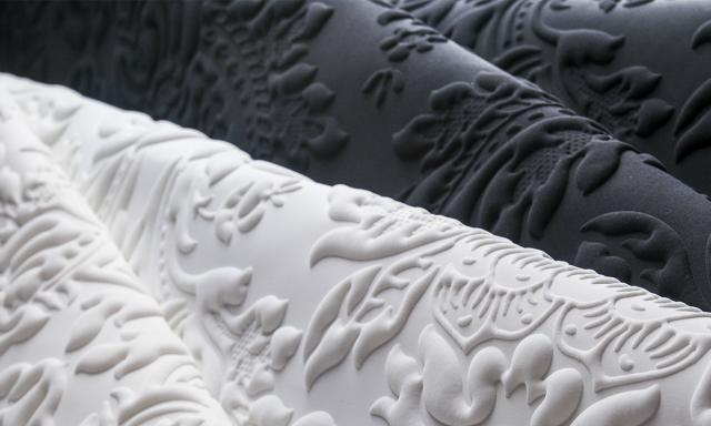 apporter un c t nature votre int rieur avec du papier peint cocon d co vie nomade. Black Bedroom Furniture Sets. Home Design Ideas