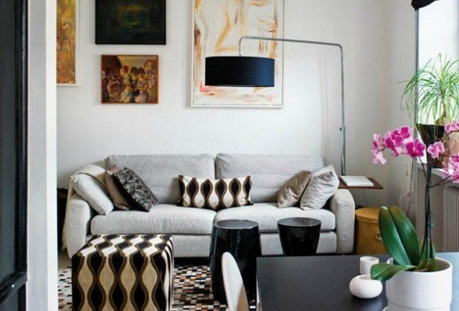 6 idees deco pour petits espaces