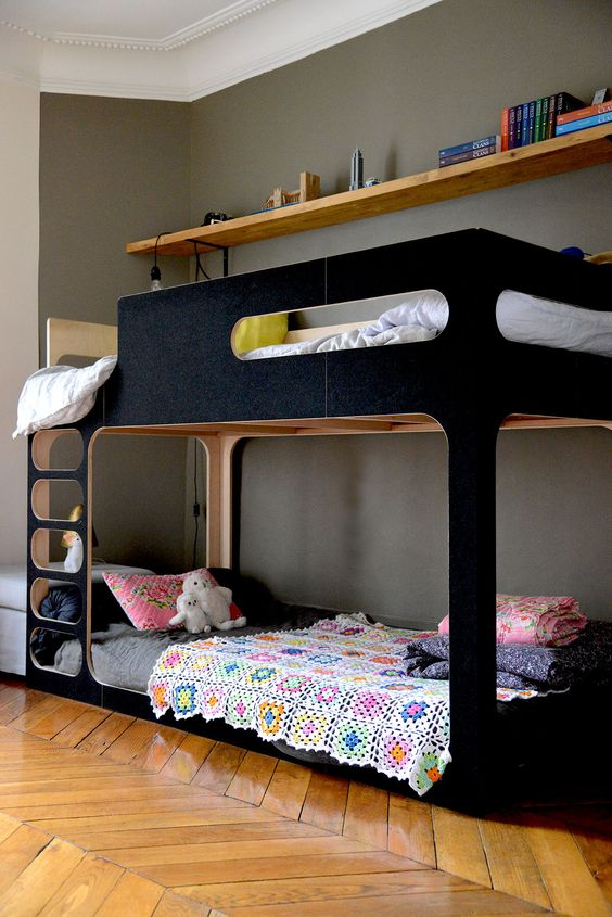 6 id es pour les petits espaces cocon d co vie nomade. Black Bedroom Furniture Sets. Home Design Ideas