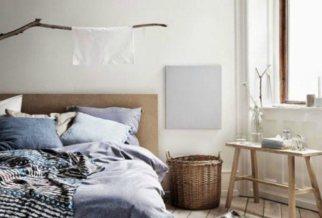 une d co minimaliste cocon de d coration le blog. Black Bedroom Furniture Sets. Home Design Ideas