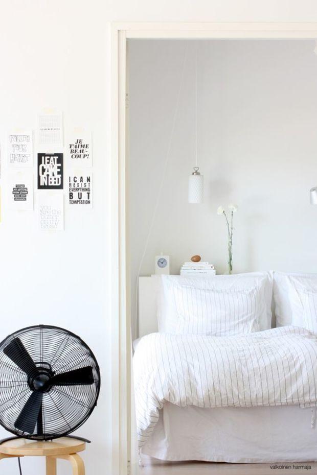 inspiration minimaliste chambre
