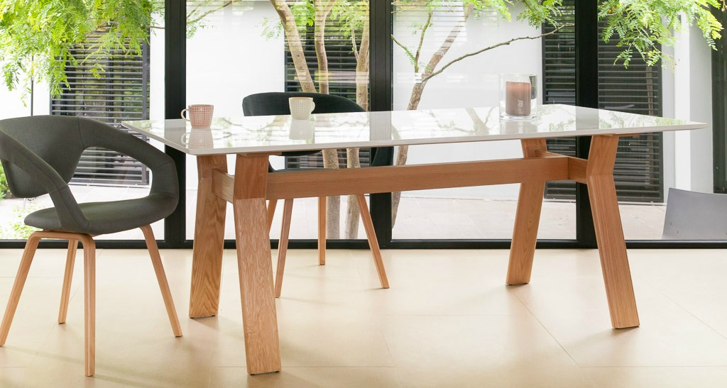 mobilier contemporain salle a manger livingo