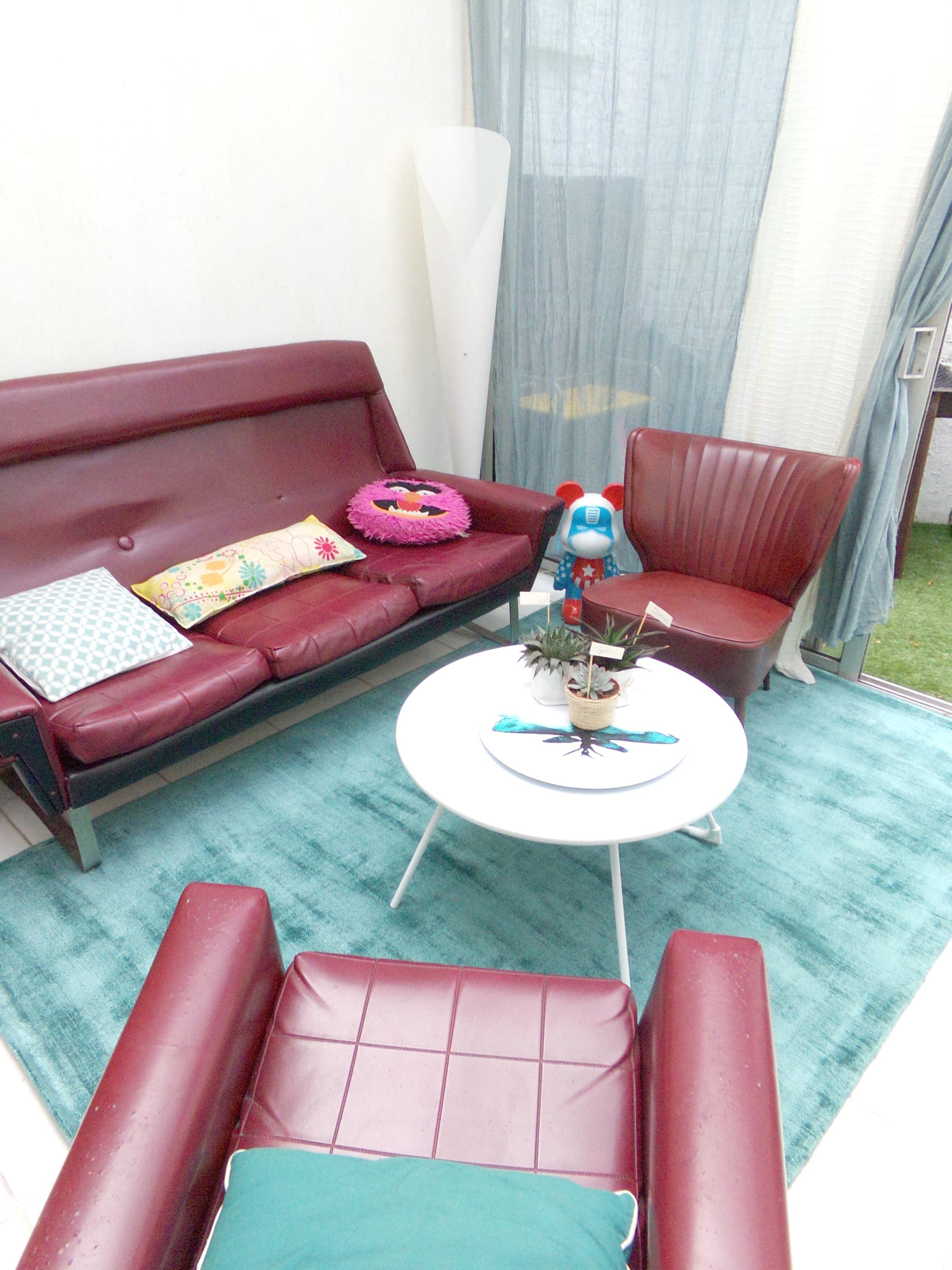 Un nouveau tapis pour la v randa cocon de d coration le blog - Tapis alinea salon ...