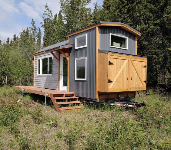 tiny house exterieur