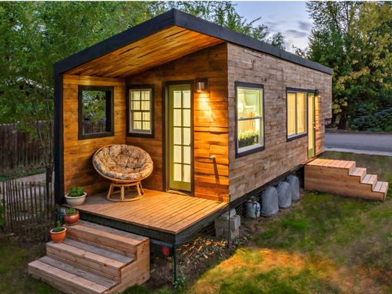 tiny house habitat alternatif