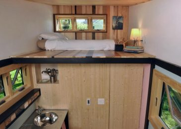 tiny house interieur amenagement piece