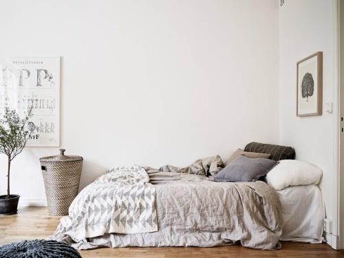 Decoration Cuisine Blog : chambre déco decoration gris inspiration inspiration déco