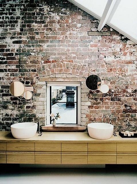 Des briques dans la d co cocon de d coration le blog - Brique de decoration ...