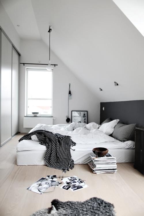 Du gris dans la chambre | Cocon - déco & vie nomade