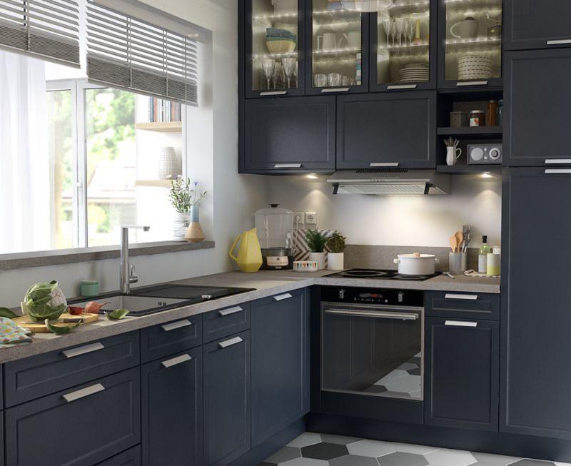 Idee Deco Cuisine Blanc Et Rouge : La convivialité dans la cuisine – Cocon de décoration le blog