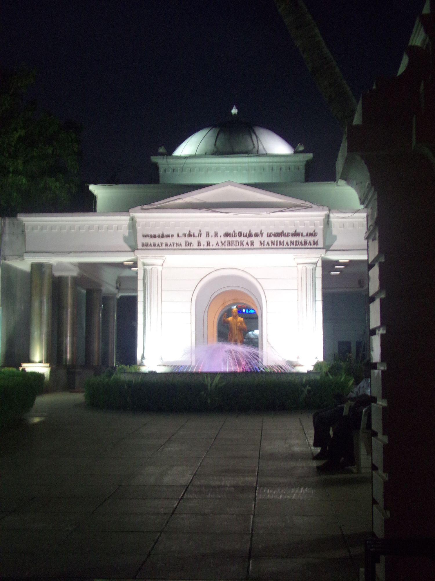 monument promenade pondicherry inde