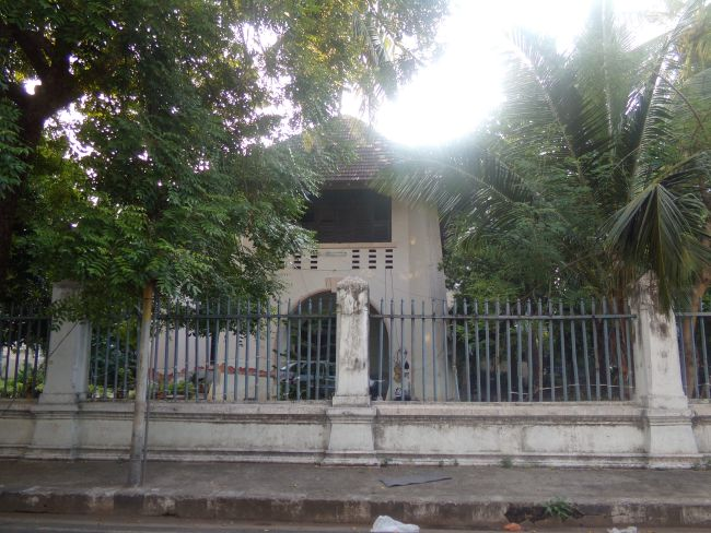 quartier francais visite pondicherry