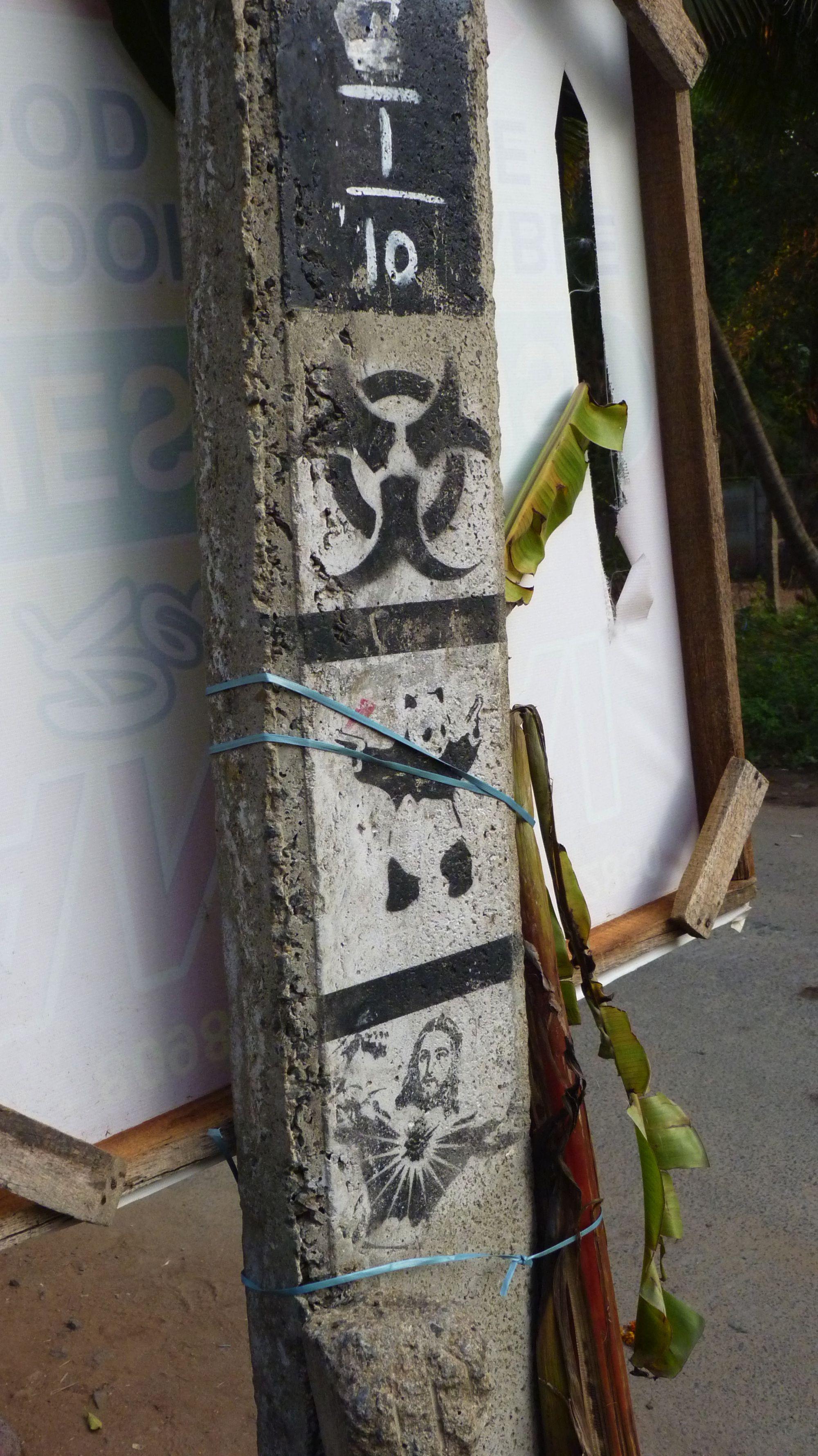 streetart-pondicherry-poteau-electrique