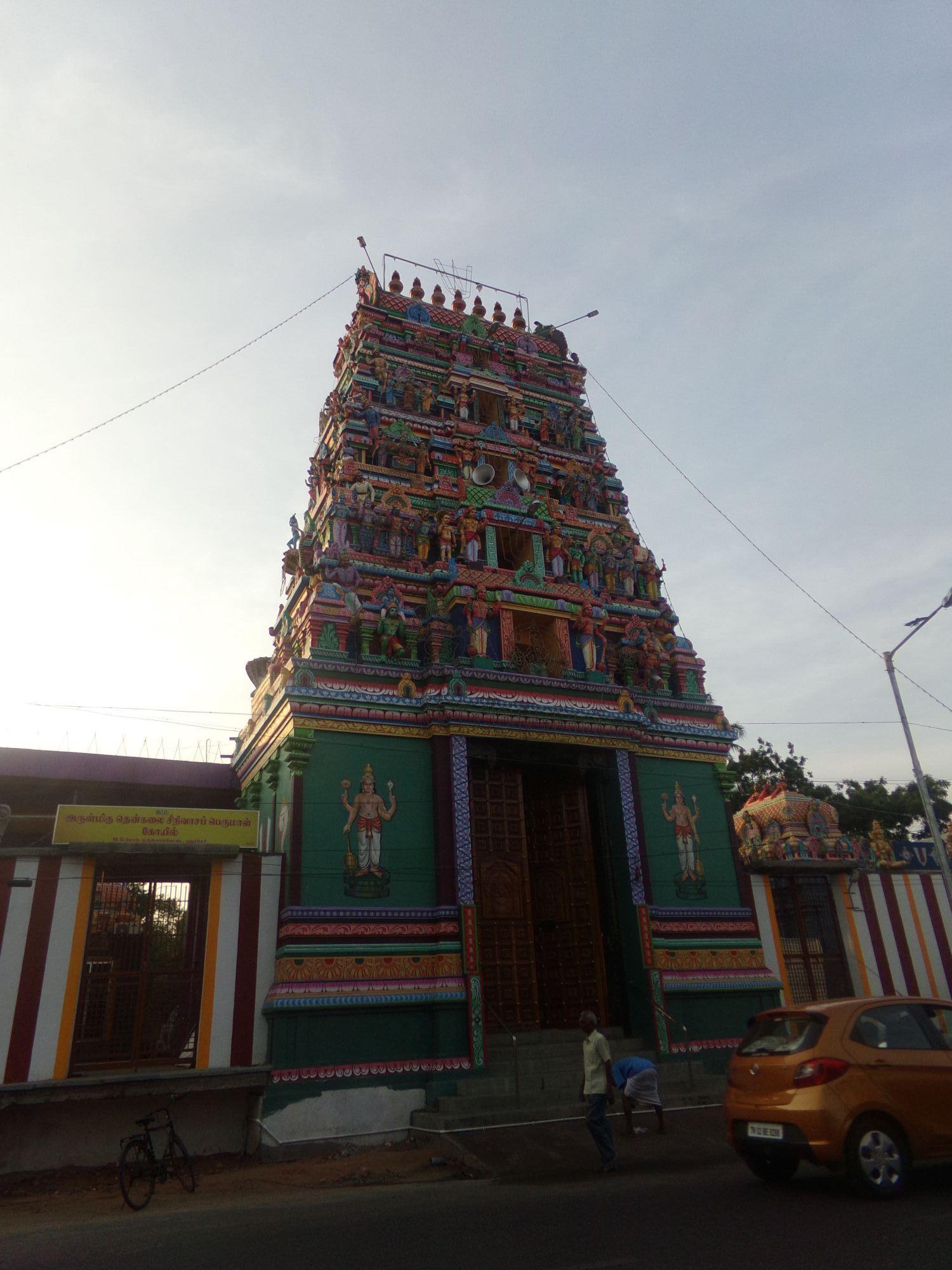 temple pondy entee decor couleur