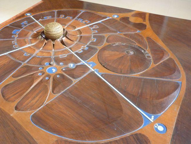 auroville maquette communaute
