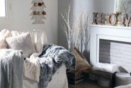 eminza deco maison hiver tout doux