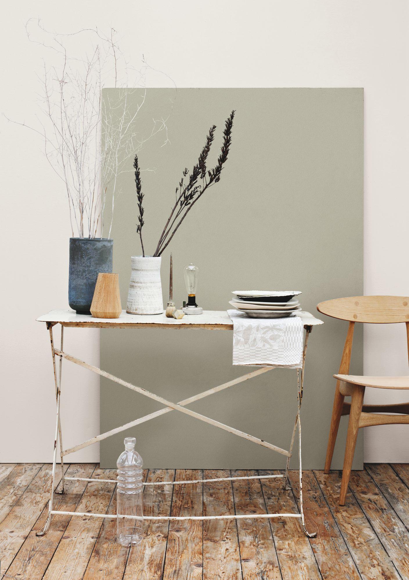 la nature dans la peinture cocon d co vie nomade. Black Bedroom Furniture Sets. Home Design Ideas