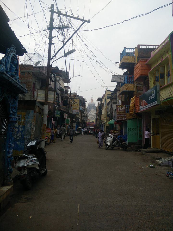 petite rue puri temple jagannath