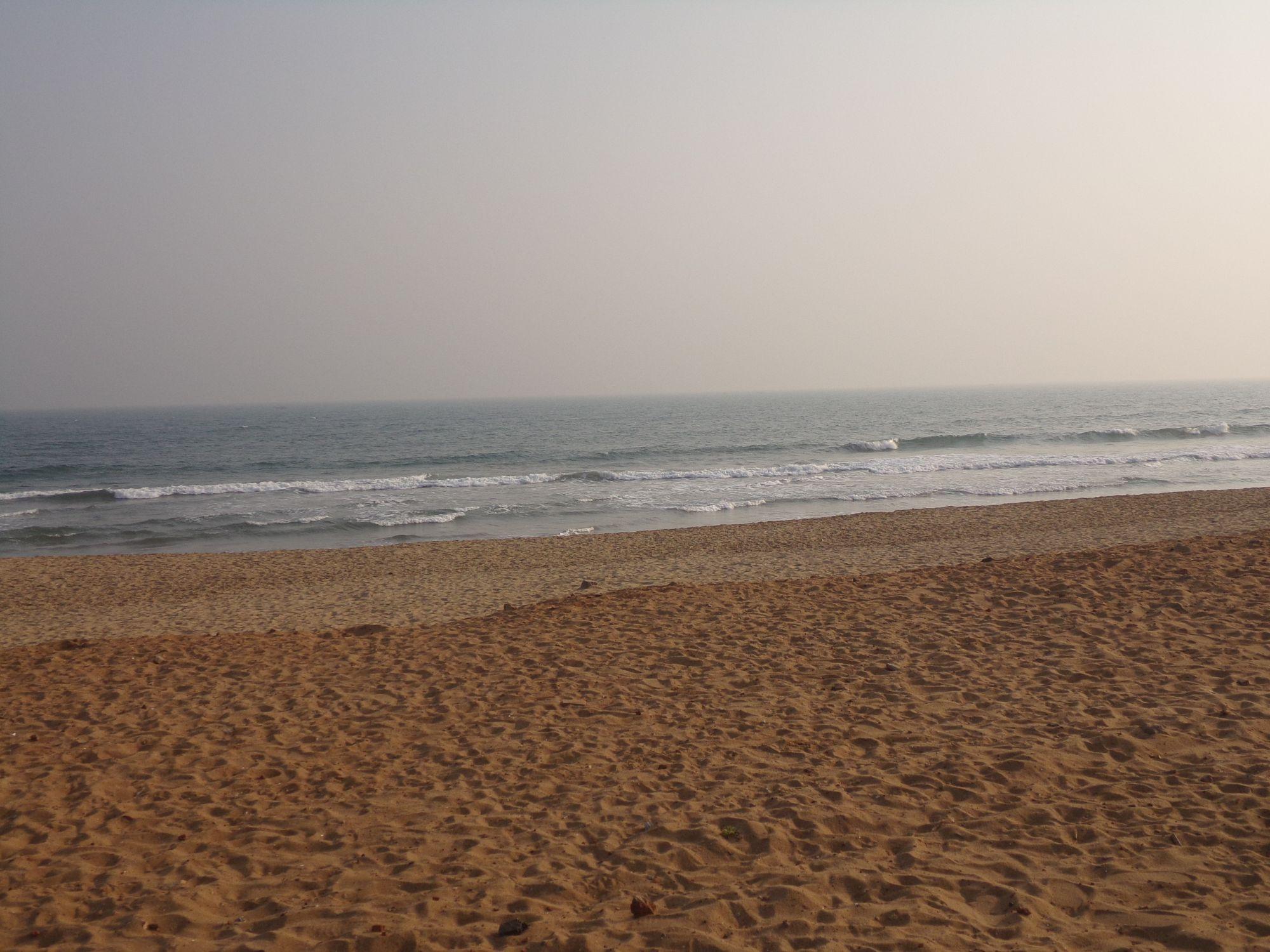 puri inde du sud plage odisha