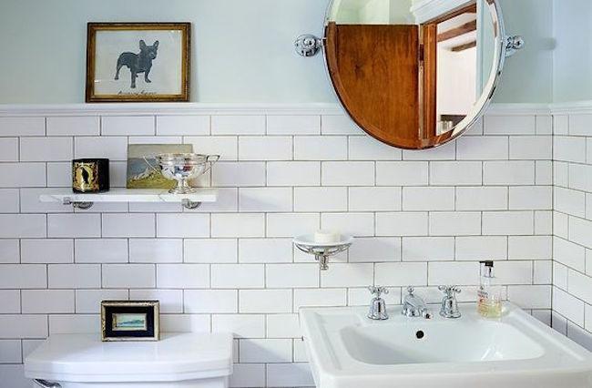 une petite salle de bain qui sort de l'ordinaire (pour petits et ... - Budget Salle De Bain