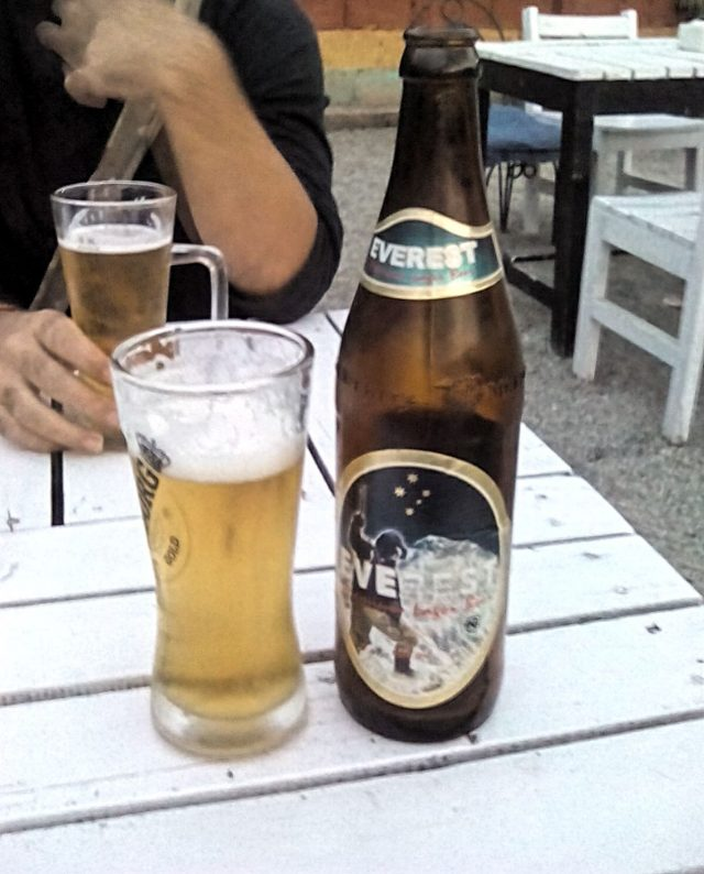 biere nepalaise everest difference inde vie nomade