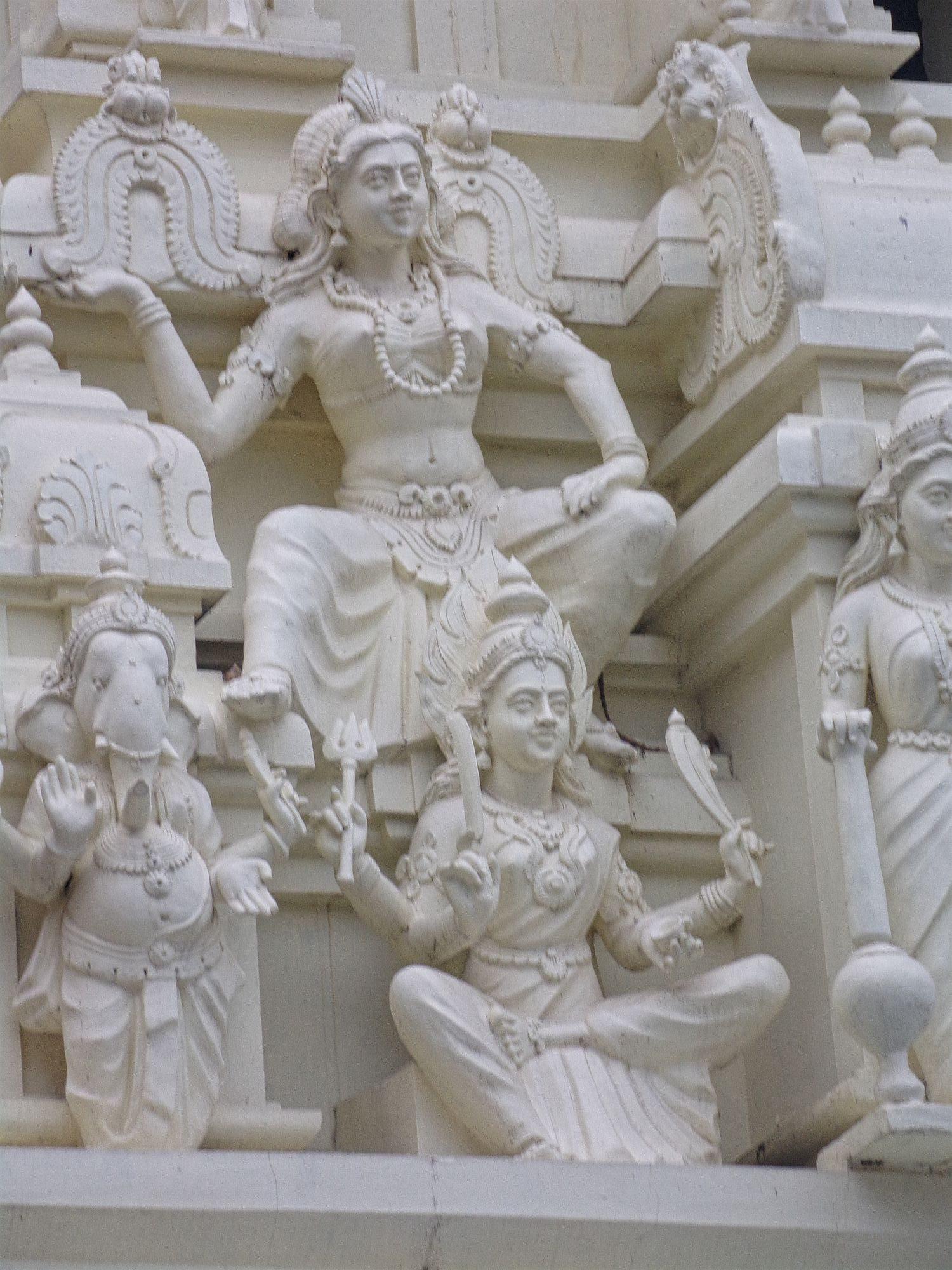chennai temple recit voyage émeute inde