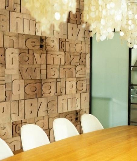 inspiration d co du papier peint pour un bureau cr atif cocon d co vie nomade. Black Bedroom Furniture Sets. Home Design Ideas