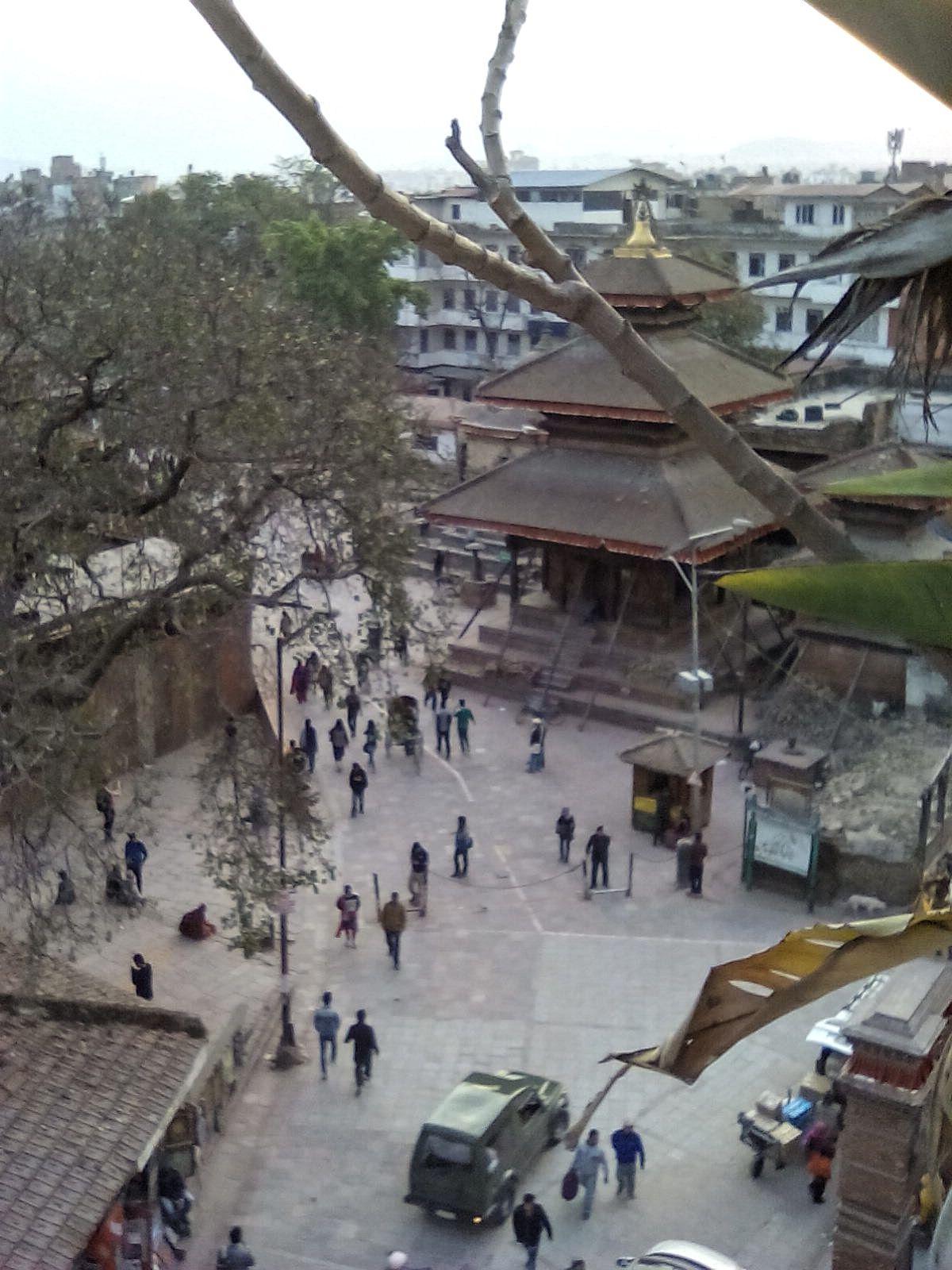 durbar square nepal katmandou