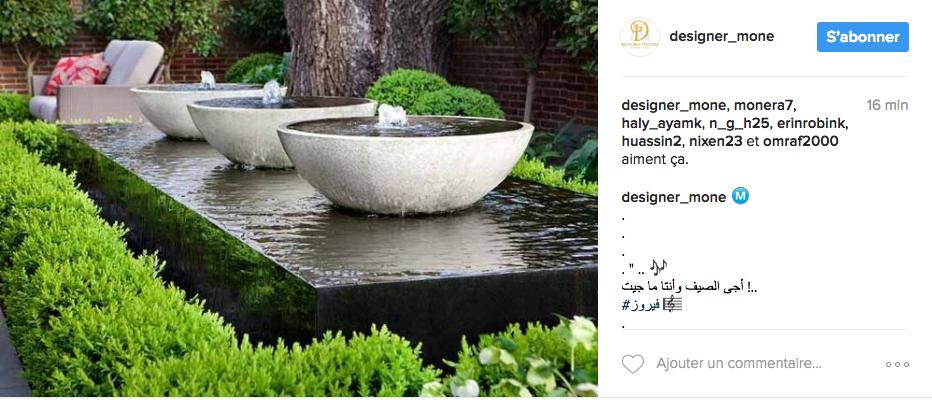 inspiration jardin deco eau bassin design contemporain