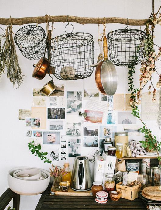 kinfolk decoration cuisine inspiration tendance