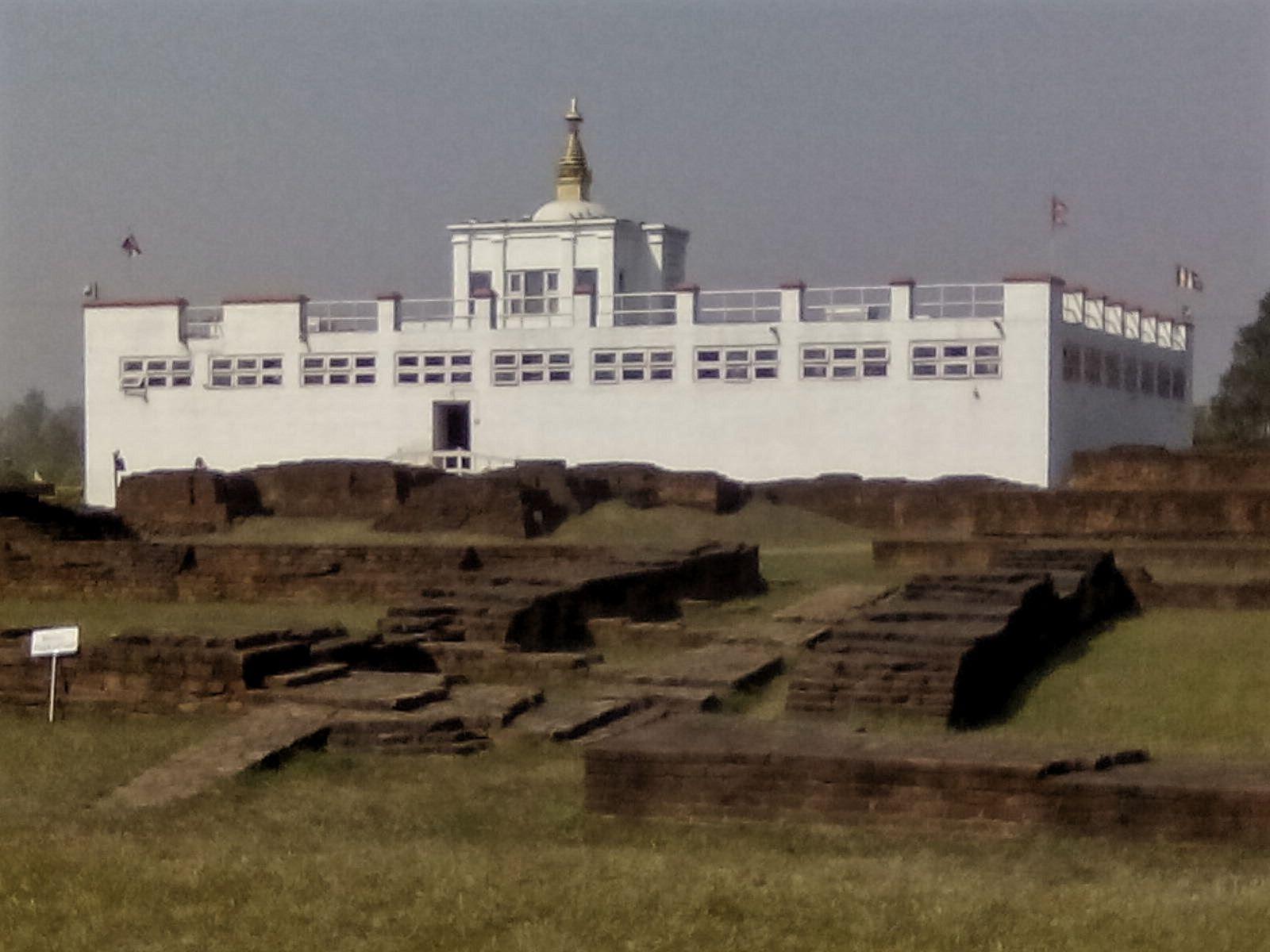 lieu de naissance de boudha nepal inde vie nomade