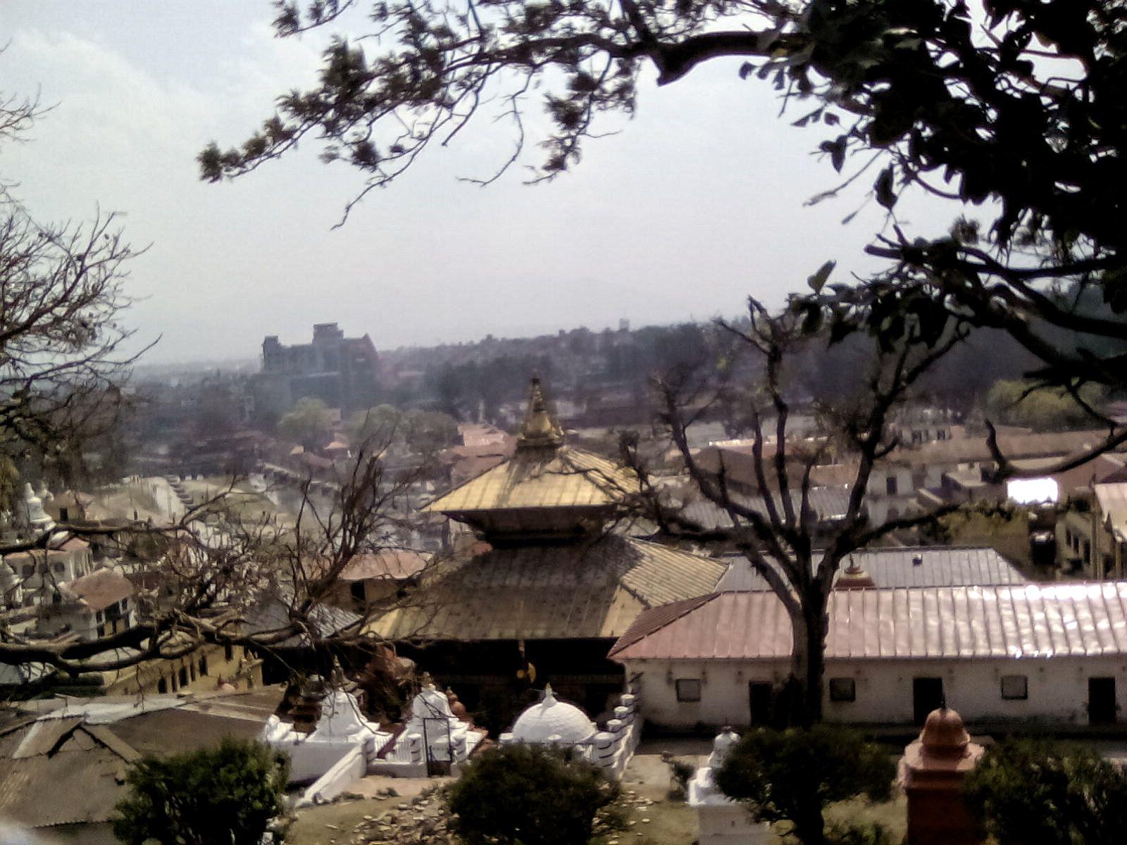 pashupatinath temple katmandou nepal hindouisme arnaque