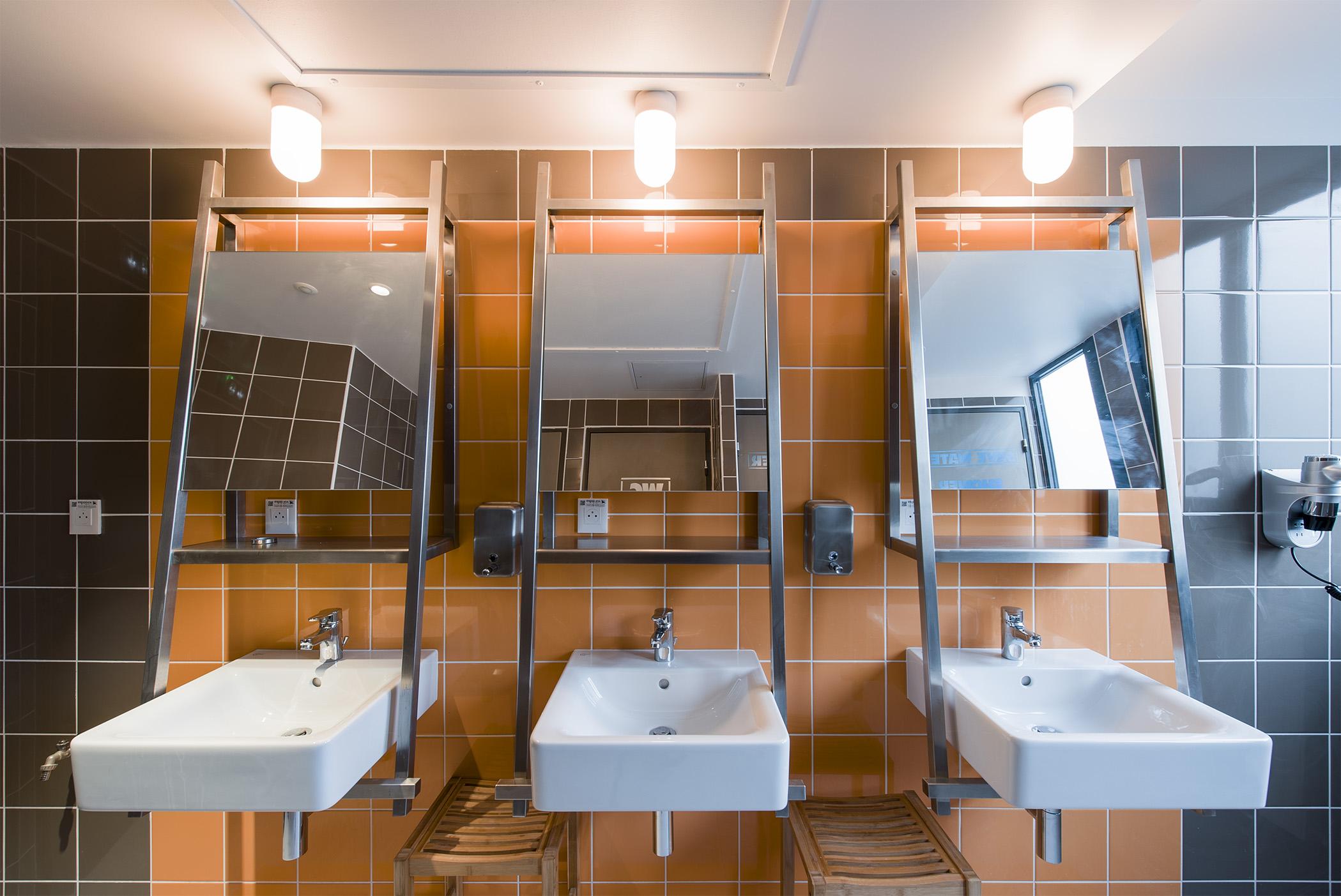 salle de bain decoration commune