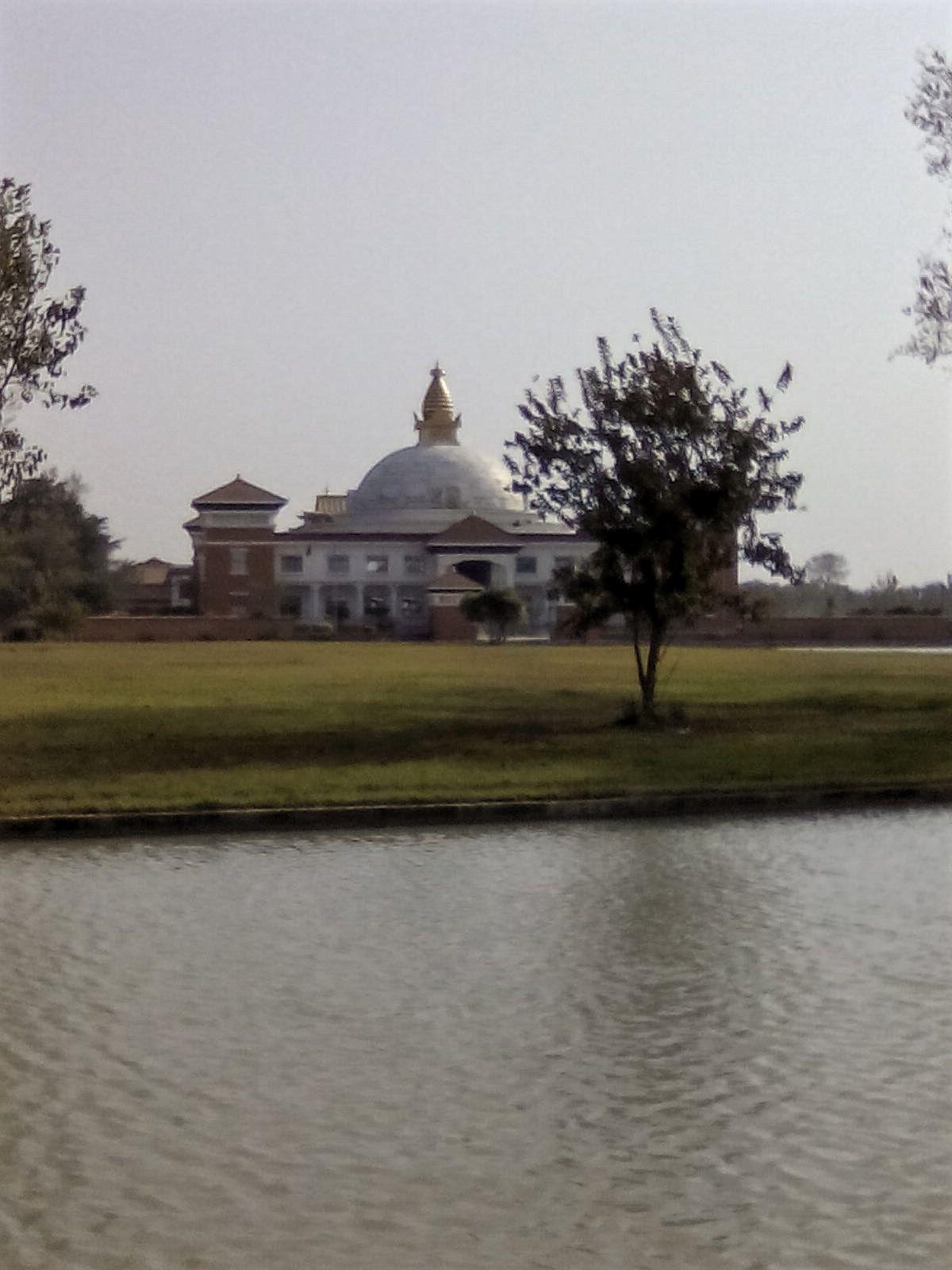 stuppa bouddhisme nepal lumbini