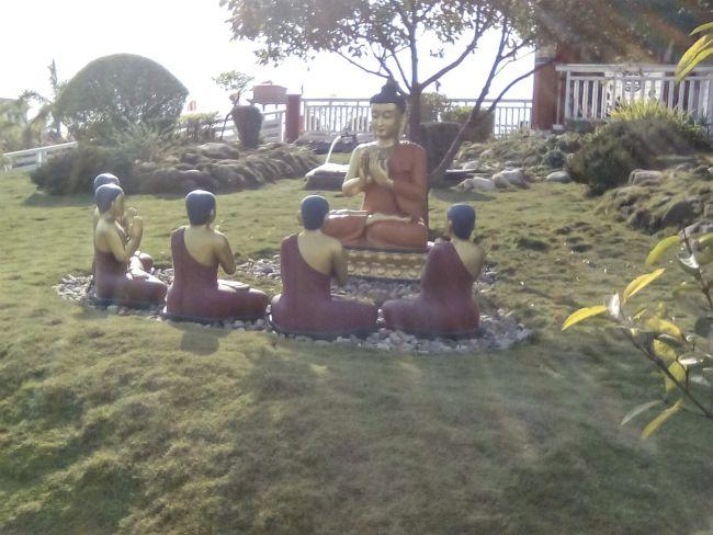 visiter lumbini au nepal vie nomade et voyage