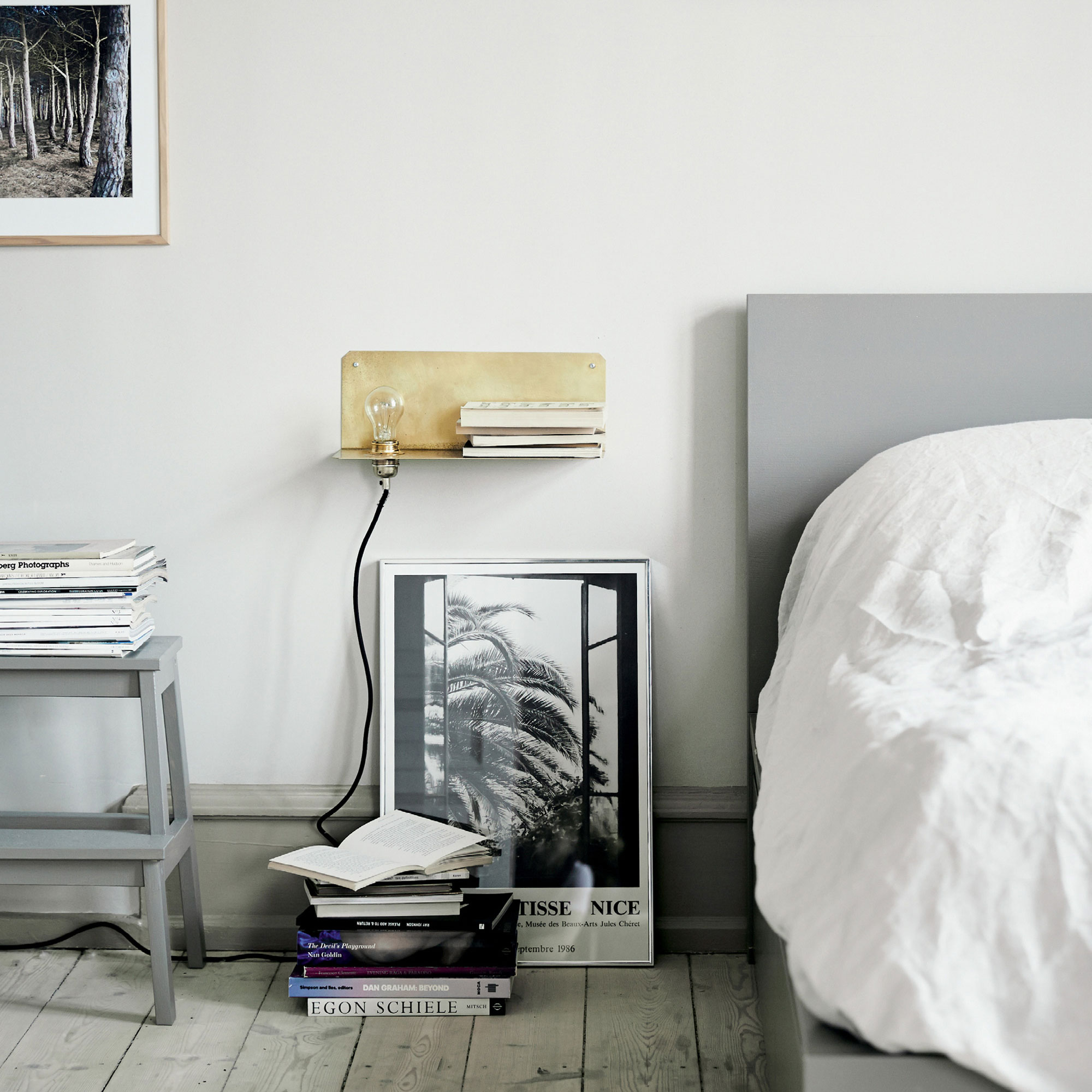 Une chambre qui ne donne pas envie de se lever cocon de for Chambre simple