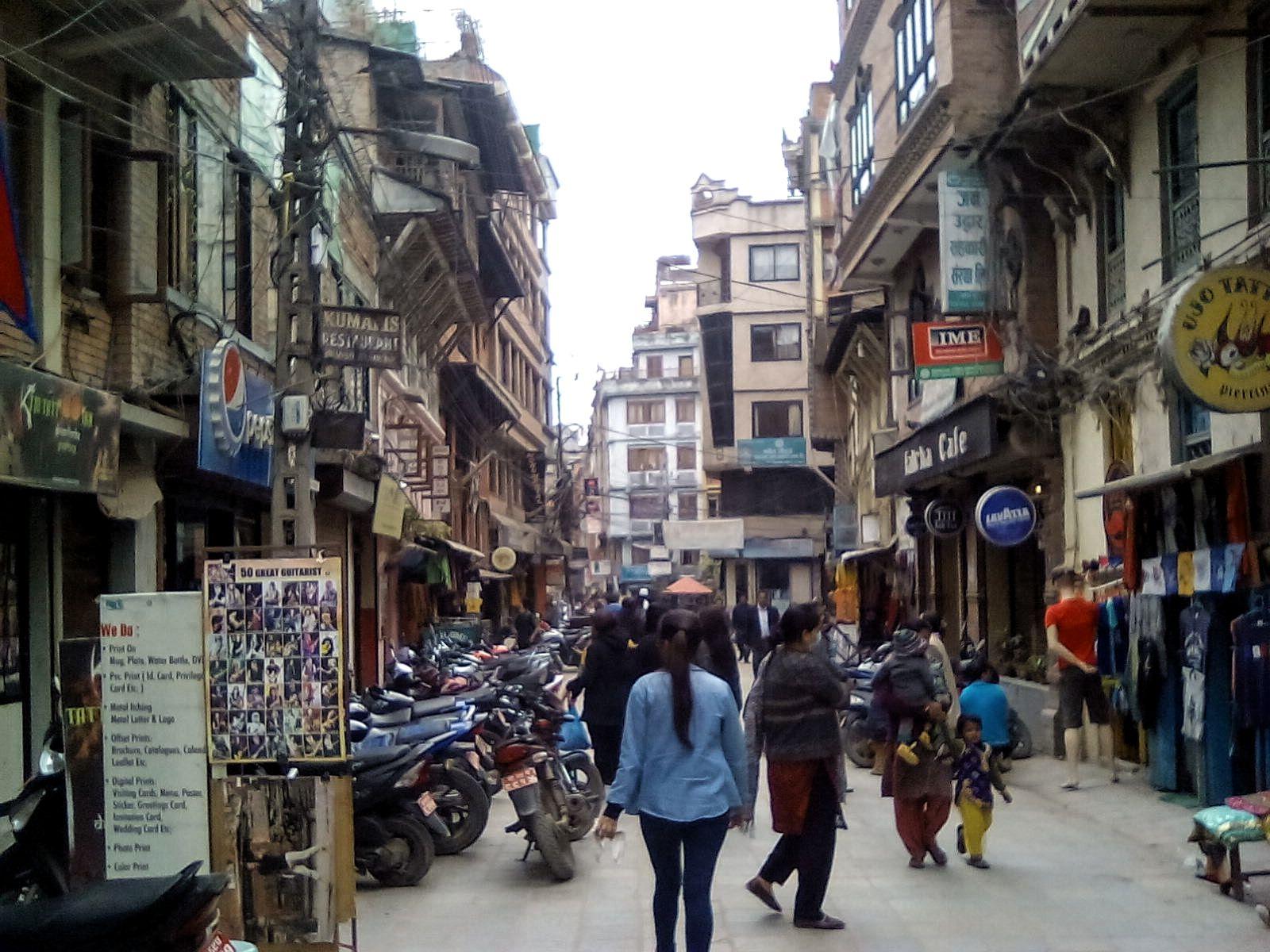 freak street katmandou