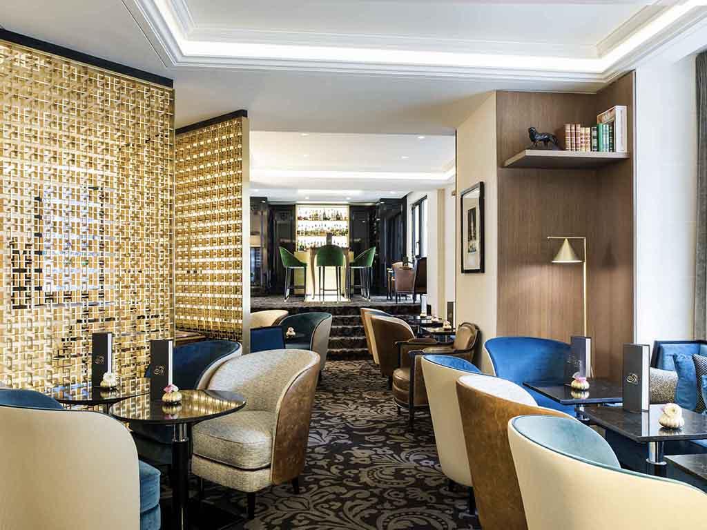 hotel baltimore visite deco espace de vie