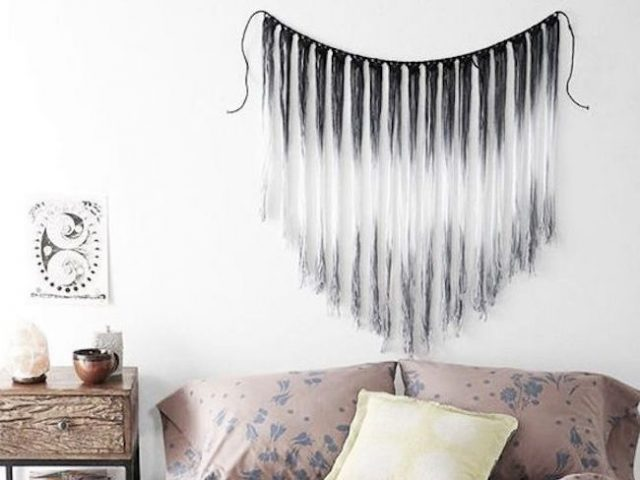 des tentures en macram boh mes cocon de d coration le blog. Black Bedroom Furniture Sets. Home Design Ideas