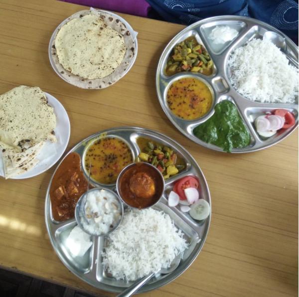 nourriture indienne kiff