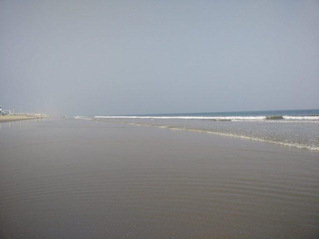 ocean indien inde puri plage