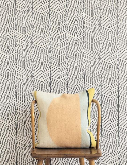le papier peint pour toute la maison cocon d co vie nomade. Black Bedroom Furniture Sets. Home Design Ideas