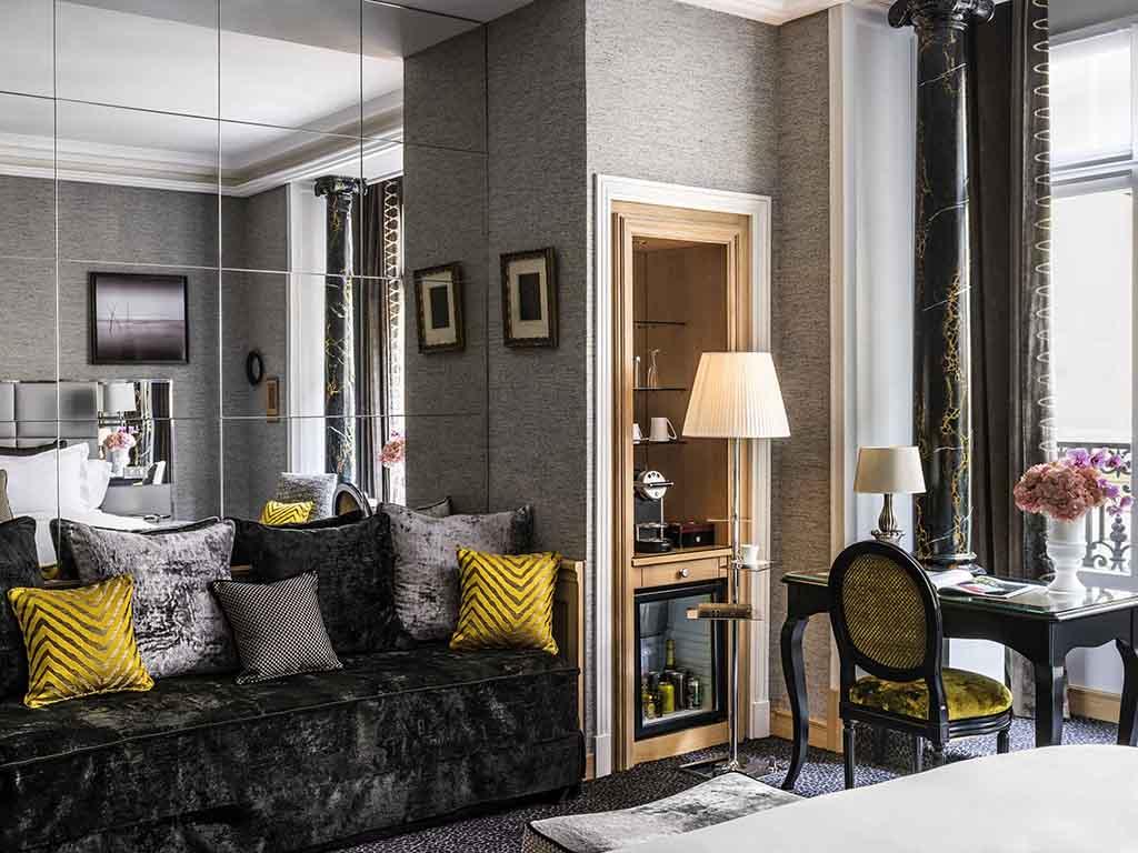 suite deco hotel baltimore evasion