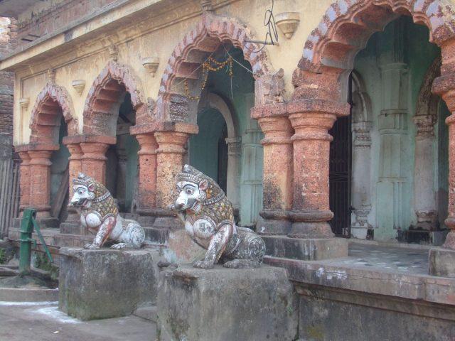temple inde puri anecdotes