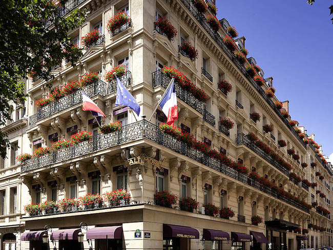 visite deco sofitel baltimore paris hotel